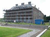 St Giles House. Undergoing an ambitious  £1.5m refurbishment plan.