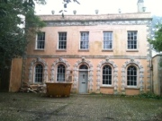 Belmont House where John Fowles lived that needs £2m to restore it