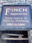 finch sign