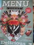 Dorset menu mag